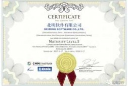 热烈祝贺北明软件顺利通过CMMI最高等级认证